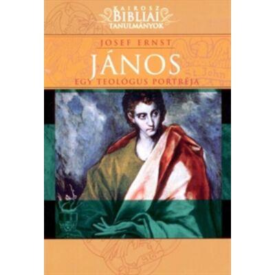 János- Egy teológus portréja