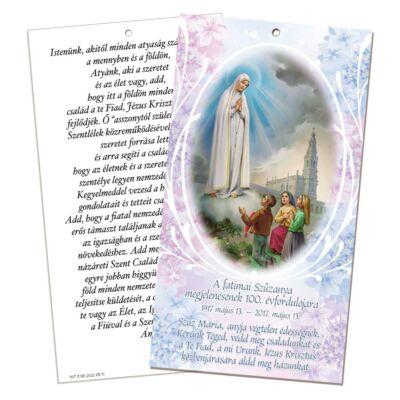 Fatimai szentkép 10db/cs.