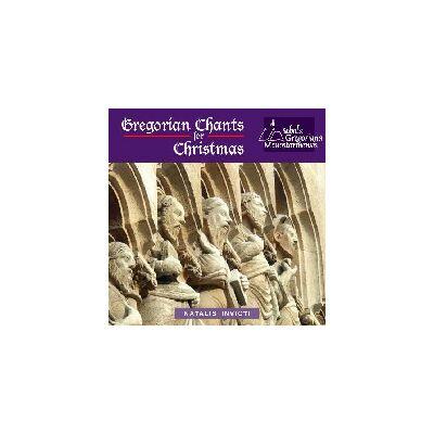 Natalis Invicti CD. - Gregorián karácsonyi énekek