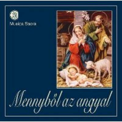 Mennyből az angyal CD