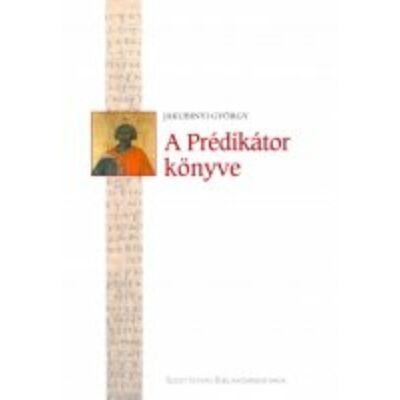 A prédikátor könyve