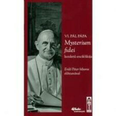 VI. Pál pápa Mysterium fidei kezdetű enciklikája