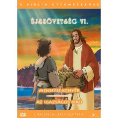 Újszövetség VI. A Biblia gyermekeknek