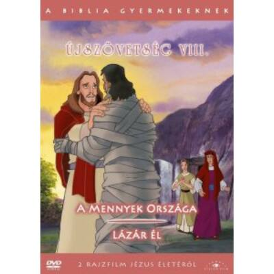 Újszövetség VIII. A Biblia gyermekeknek