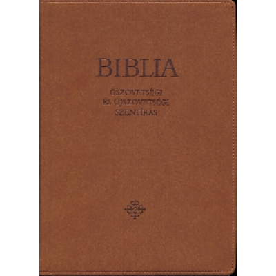 Családi Biblia - világosbarna