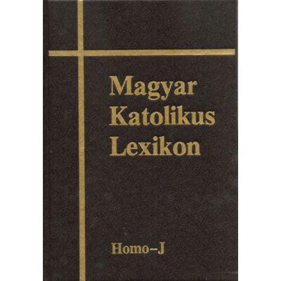 Magyar Katolikus Lexikon V.(Hom-J)