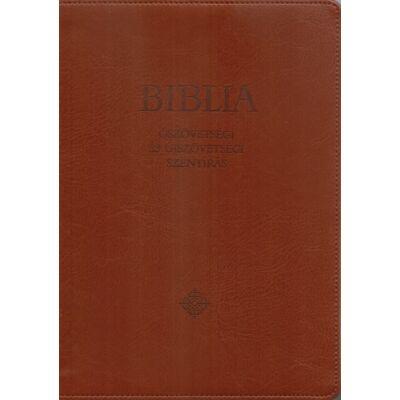 Családi Biblia - Középbarna