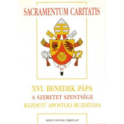 Sacramentum Caritatis-Enciklika 43.