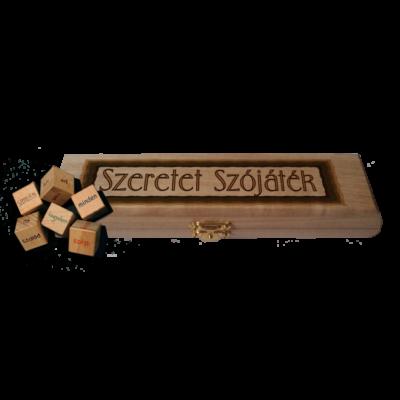 SZERETET SZÓJÁTÉK