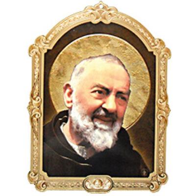 Faplakett Pio Atya
