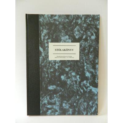 Stólakönyv