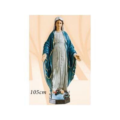 Segítő Szűz Mária szobor 105 cm.