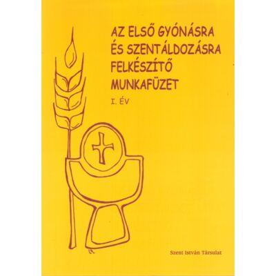 Az első gyónásra és szentáldozásra felkészítő mf I.