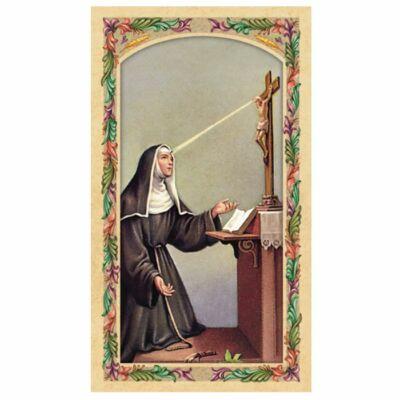 Szentkép - Casciai Szent Rita - 25 darabos csomagban
