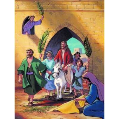 Újszövetség 1-12. A Biblia gyermekeknek