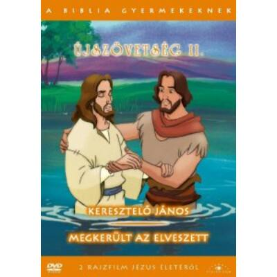 Újszövetség II. A Biblia gyermekeknek