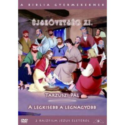 Újszövetség 11. A Biblia gyermekeknek-