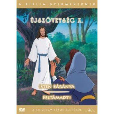 Újszövetség 10. A Biblia gyermekeknek
