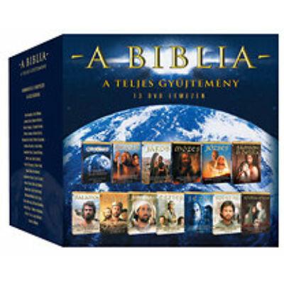 A teljes Biblia