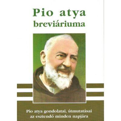 Pio atya breviáriuma
