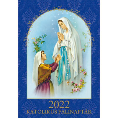 Katolikus falinaptár 2022