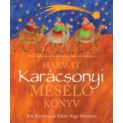 Karácsonyi mesélő könyv