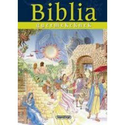 Biblia gyermekeknek