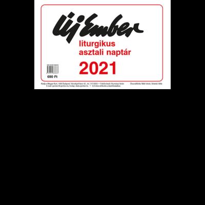 Új Ember asztali naptár 2021