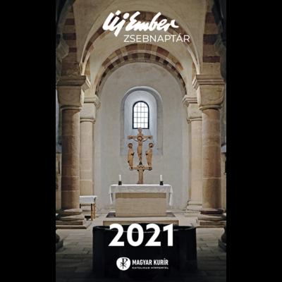Új Ember zsebnaptár 2021
