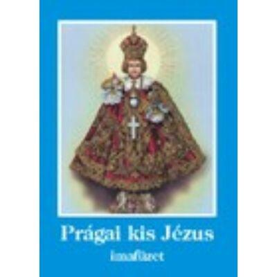 Prágai kis Jézus imafüzet