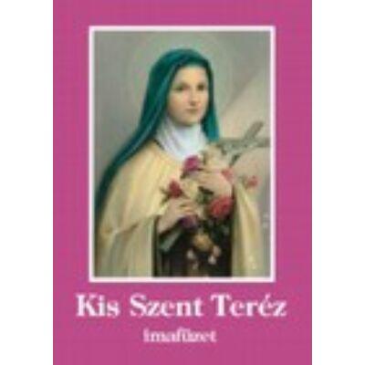 Kis Szent Teréz imafüzet