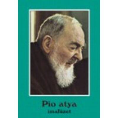 Szent Pio atya imafüzet