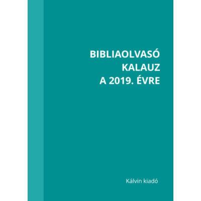 Bibliaolvasó Kalauz - 2019