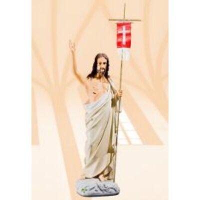 Feltámadt Krisztus szobor 65 cm.