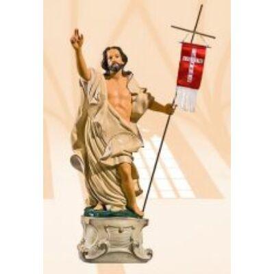 Feltámadt Krisztus szobor 55 cm.