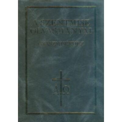 A szentmise olvasmányai gyászmisékre