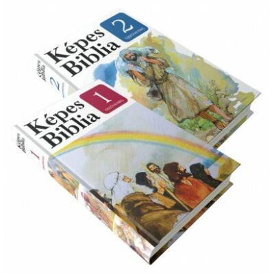 Képes Biblia I.-II.