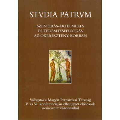 Stvdia Patrum IV.
