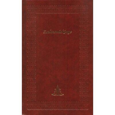 Zsolozsmáskönyv