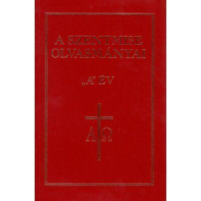 """A szentmise olvasmányai """"C""""év"""